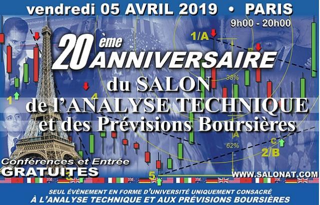 salon analyse technique paris avril 2019